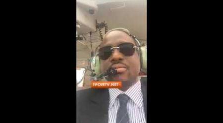 Exclusivité: réécouter l'audio de Soro Guillaume dans l'affaire l'opposant au procureur Adou Richard