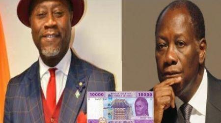 Christian Vabé désavoue Ouattara«M. le Président, le Fcfa appauvrit l'Afrique et cause les migrants»