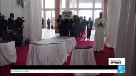 PAPA WEMBA - La RDC a rendu un hommage national au roi de la rumba congolaise