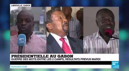 Présidentielle au GABON - Jean Ping et Ali Bongo revendiquent la victoire à l'élection