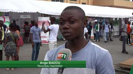 Côte d'Ivoire: journée d'orientation des nouveau bacheliers