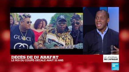 """Mort de DJ Arafat : """"Il a offert de la joie à bien des peuples à travers le monde"""""""