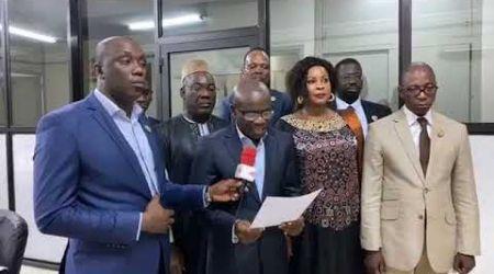 Côte d'Ivoire: Soro rejette la CEI partisane de Ouattara devant l'ONU