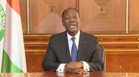 Nouvel an 2019: Message à la Nation du Président de la République