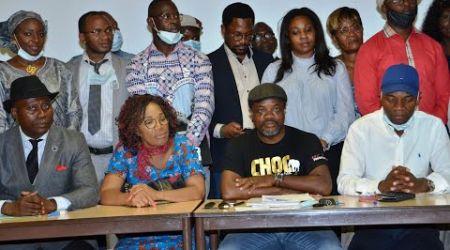 L'Appel à la Mobilisation Pour la Grande Marche Panafricaine du 19 Septembre 2020 à Paris