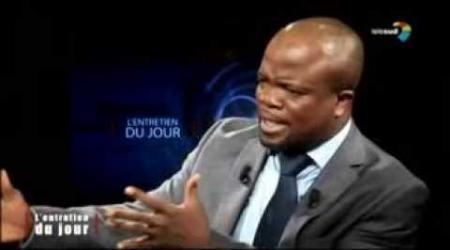 Abel NAKI, Président Fondateur du CRI-Panafricain sur Télésud