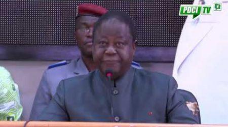 PDCI TV : Intervention du Président Bédié à la 2em reunion des délégues