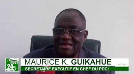 #Interview du S.E accordé a RFI