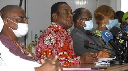 """Affi N'Guessan à Ouattara : """"on ne joue pas avec les institutions, on les respecte"""""""