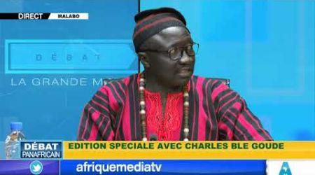 DEBAT PANAFRICAIN PART2 DU 14 06 2020 / Charles Blé Goudé en direct sur Afrique média TV