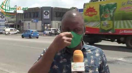 Confinement du Grand Abidjan : Les populations se prononcent sur l'efficacité de cette mesure