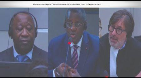 (2ÈME PARTIE) PROCÈS: Gbagbo et Blé Goudé: 25 Septembre 2017, Général Philippe Mangou