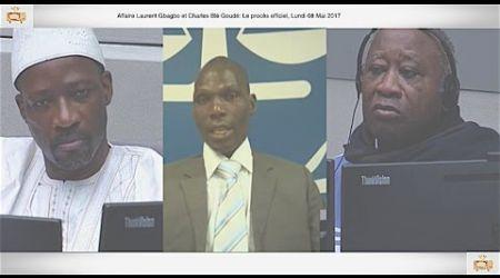(1ÈRE PARTIE) PROCÈS: Gbagbo et Blé Goudé: 08 Mai 2017, Fadiga Mamadou