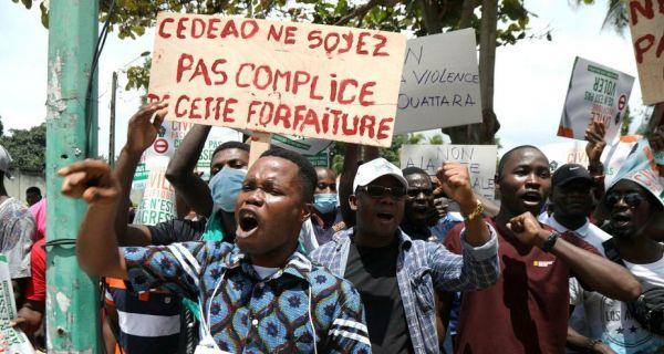 Côte-d'Ivoire : flambée de violence à l'approche de la présidentielle |  Ivoirebusiness.net