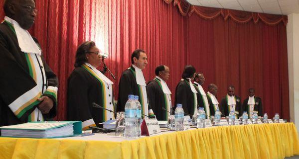 """Résultat de recherche d'images pour """"CEI, illegal, Cour africaine des droits de l'homme"""""""