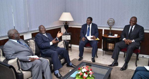 rencontre gbagbo miaka Clamart