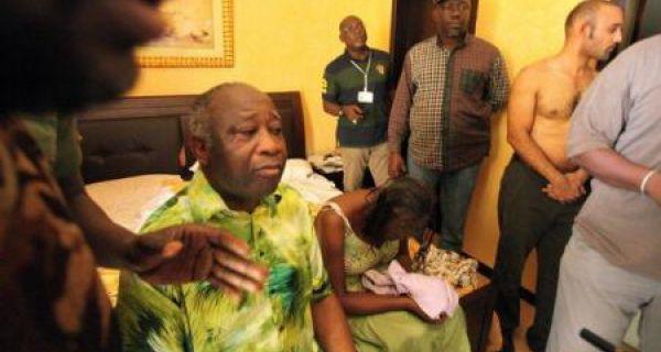 Côte d'Ivoire: Le film de l'arrestation de Laurent Gbagbo ...
