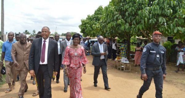 Affrontements à Alépé: Les ministres Mariatou Koné et Patrick Achi  appellent au calme | Ivoirebusiness.net