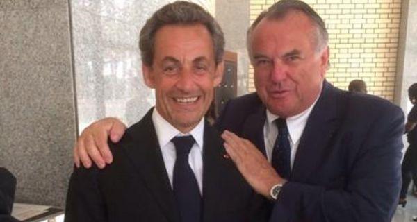 Sarkozy au Congo: Rémunéré 100 000 euros par le gouvernement