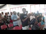 Messe de Requiem Ben Soumahoro à Accra