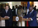Nana Akufo-Addo recadre complètement Macron sur les objectifs de l'Afrique !