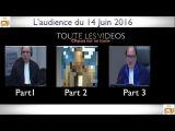 Gbagbo et Blé Goudé: Toutes LES VIDÉOS du 14 Juin 2016