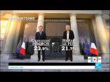 Présidentielle 2017 en France : Les résultats du 1er tour
