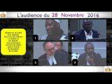 Gbagbo et Blé Goudé: Toutes LES VIDÉOS du 28 Novembre 2016