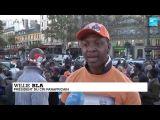 Paris : les militants pro-Gbagbo réclament sa libération immédiate
