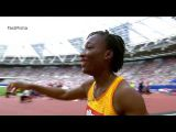 London Diamond Leauges 2016 : TA LOU Marie-Josée defeats Shelly Ann Fraser Pryce in 100m Final