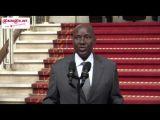 Le Premier Ministre Duncan a annoncé sa démission et celle de son Gouvernement