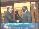 Le Président de la République Alassane Ouattara a reçu Luis Moreno Ocampo, procureur de la CPI