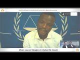 (1ère Partie) PROCÈS: Gbagbo et Blé Goudé: 29 Novembre 2016 Saïdou Zouhon